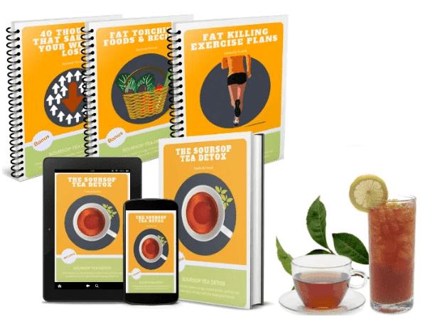 Soursop Tea Detox