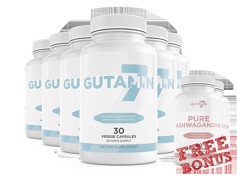 Gutamin 7 Supplement