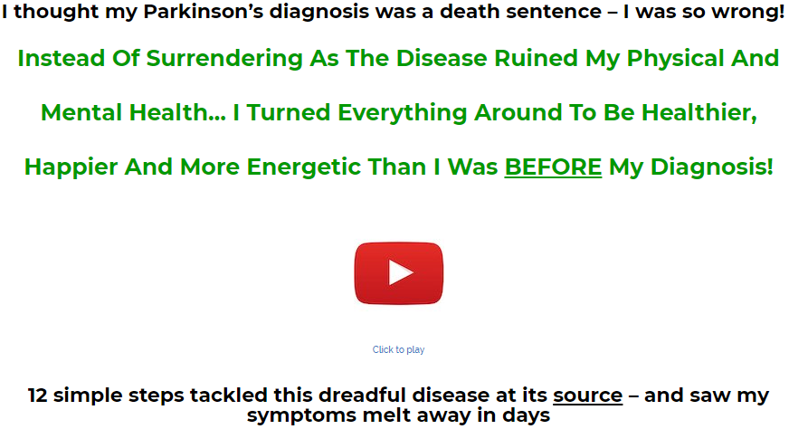 Jodi Knapp Parkinson's Protocol Review