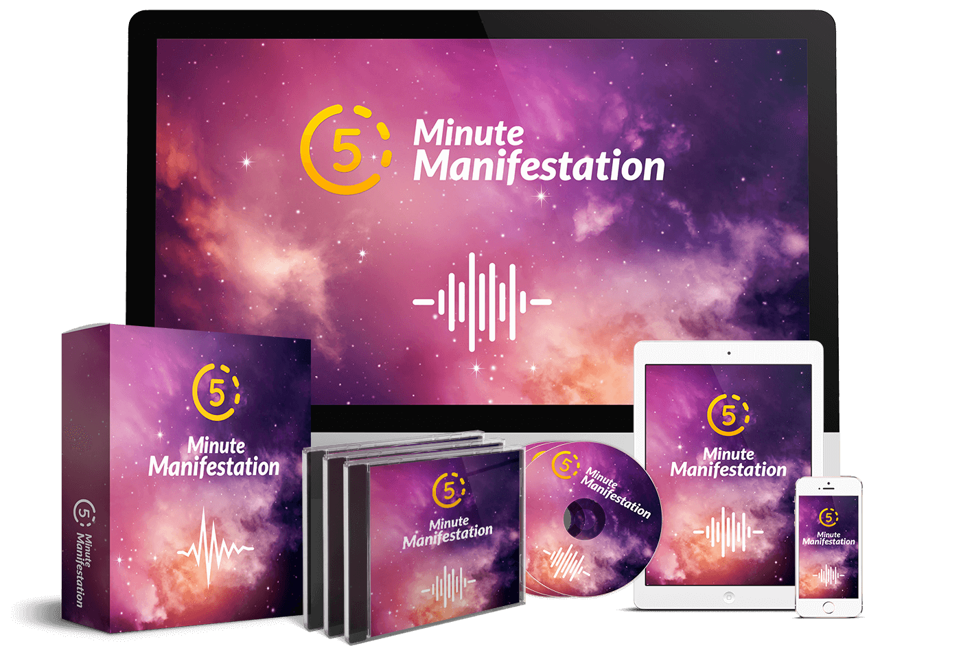 5 Minute Manifestation Program