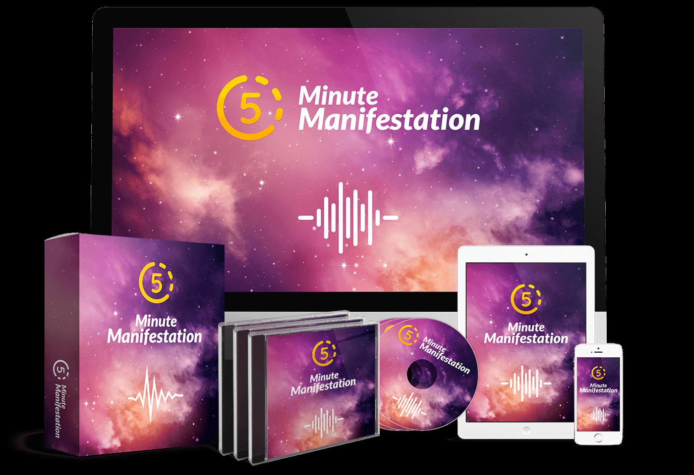 5 Minute Manifestation Program