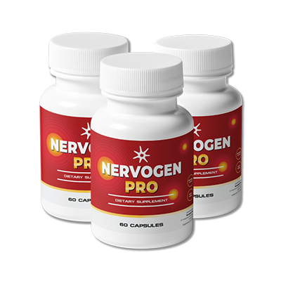 Nervogen PRO Supplement